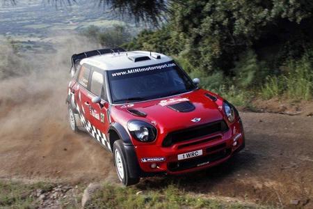 Rally de Cerdeña 2011: Petter Solberg el más rápido en el debut del Mini Countryman WRC