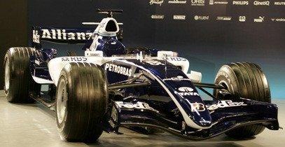 """Williams FW28, un todo nuevo """"zero keel"""""""