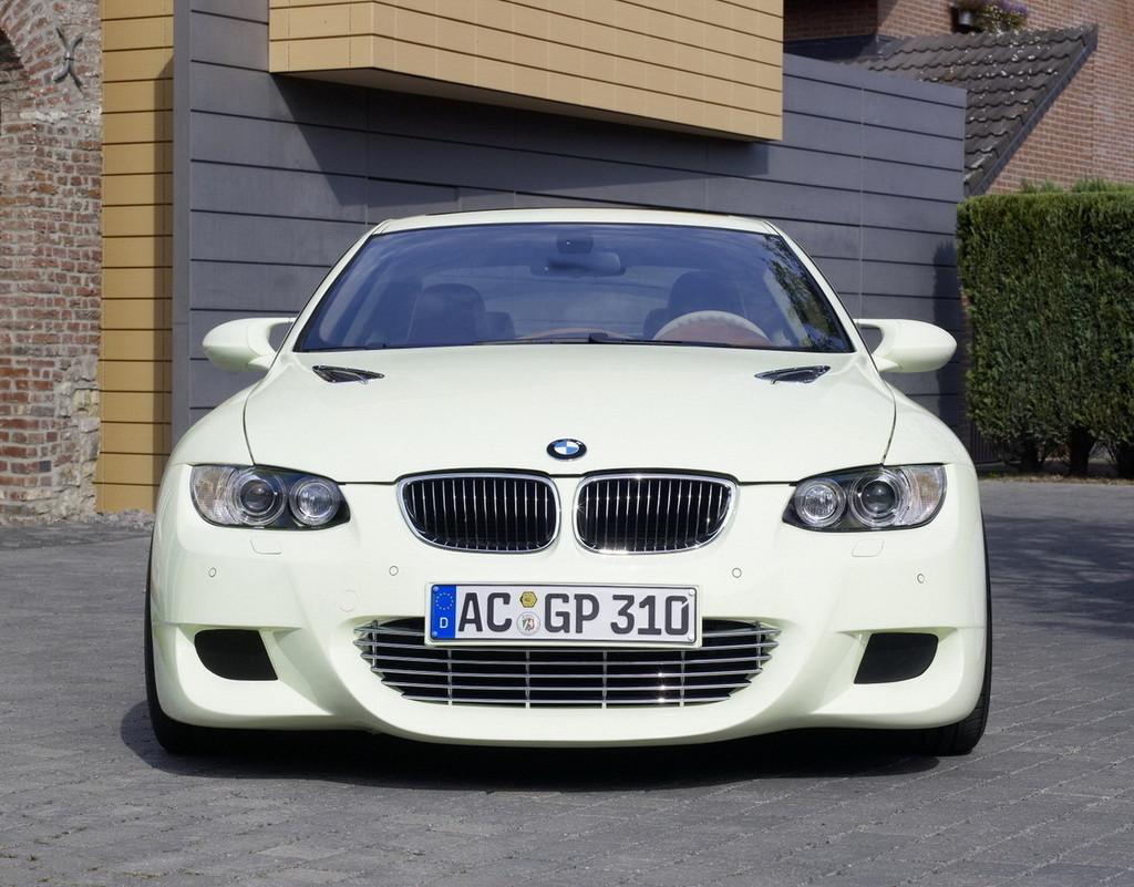 Foto de AC Schnitzer GP3.10: BMW Serie 3 a gas (16/21)