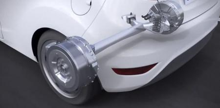 Los motores en rueda de Ford y Schaeffler en vídeo