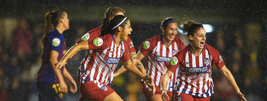 50.000 personas asistiendo a un partido: el fútbol femenino ya está llenando estadios