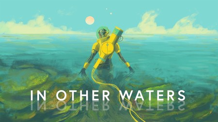 La semana que viene podremos explorar océanos alienígenas con la llegada de In Other Waters a Switch y PC
