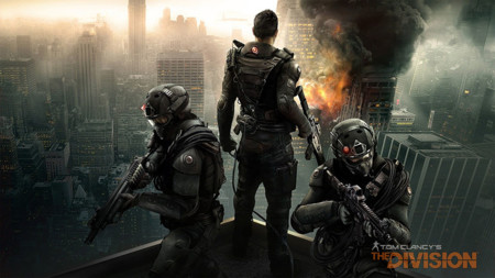 Tom Clancy The Division 01