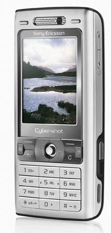 Edición especial James Bond de los Sony Ericsson K800 y K790 Cyber-shot