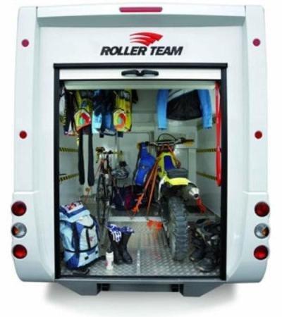 Garaje Roller Team New Box