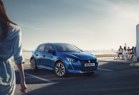 ¡Filtrado! El Peugeot 208 2020 es un encanto en sus primeras fotos oficiales