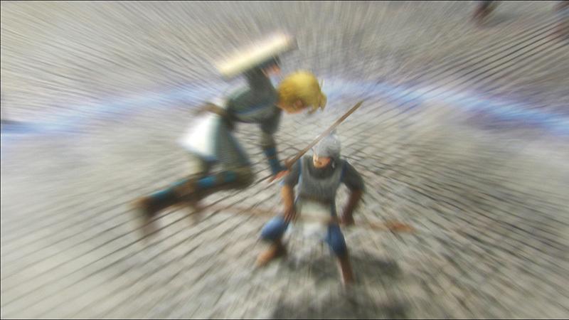Nuevas imágenes de Hyrule Warriors