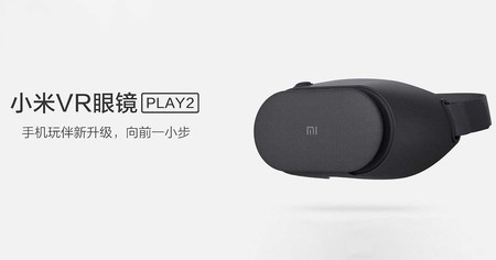Gafas de realidad virtual Xiaomi VR Play 2 por 22,61 euros y envío gratis