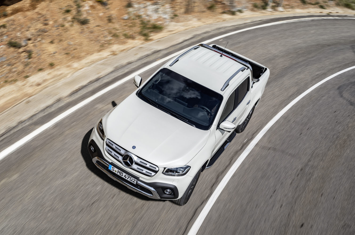 Foto de Mercedes-Benz Clase X Power (18/44)