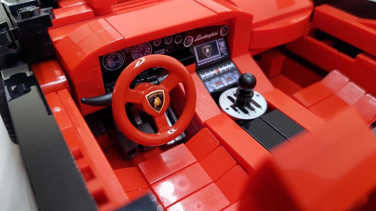 Foto de Lamborghini Diablo GT Lego Ideas (3/18)