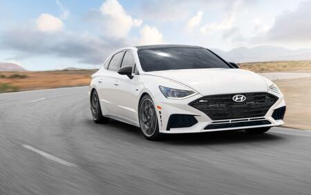 Hyundai Sonata N-Line 2021 nos dejó ver su nuevo diseño antes de su lanzamiento