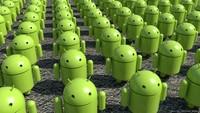 Android 1,5 millones de activaciones por día