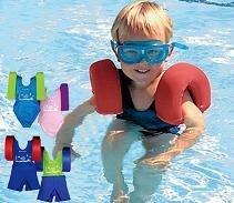 Aqua Bobber, un bañador salvavidas