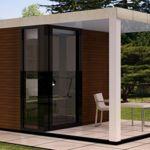 Espacios modulares para ganar espacio en el jardín