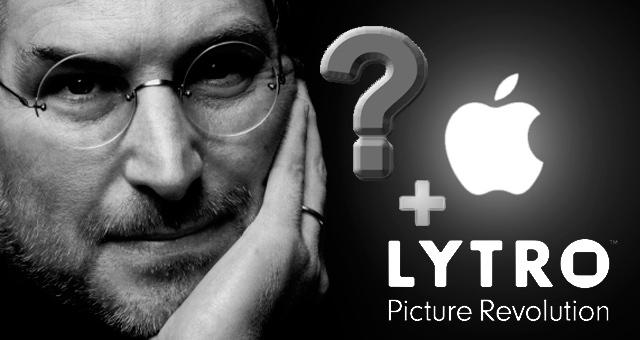 Jobs & Lytro