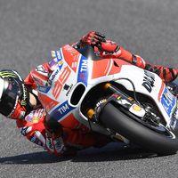 """Jorge Lorenzo: """"No estoy nada satisfecho, aún no consigo extraer lo mejor de la Ducati"""""""