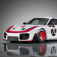 Este espectacular Porsche 935 moderno con base de GT2 RS es una realidad: se van a fabricar 77 unidades