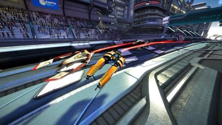 WipEout Omega Collection se vuelve desde hoy compatible con PlayStation VR por medio de una actualización gratuita