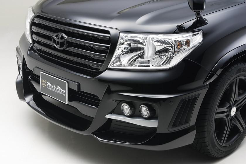 Foto de Toyota Land Cruiser Black Bison (15/23)