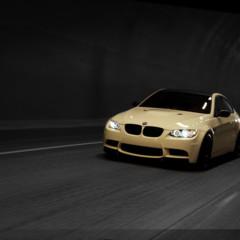Foto 10 de 21 de la galería bmw-m3-ind-dakar-yellow en Motorpasión