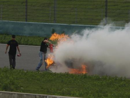 Grandes quemados: Porsche Carrera GT