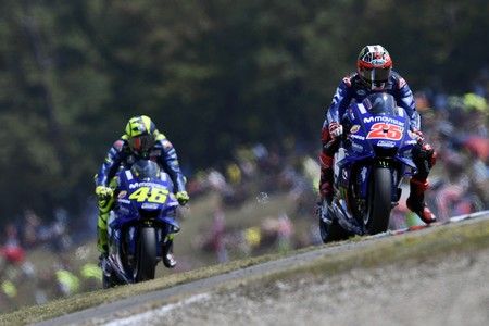 Maverick Vinales Motogp Republica Checa 2018 2