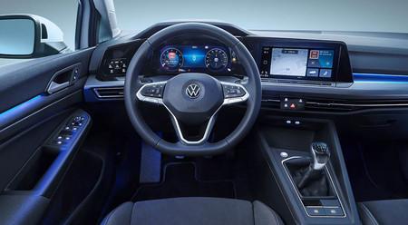 Volkswagen Golf VIII filtraciones interior