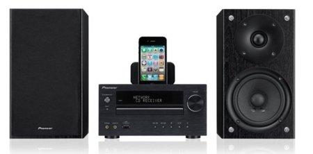 Pioneer X-HM70, los equipos Hi-Fi resisten