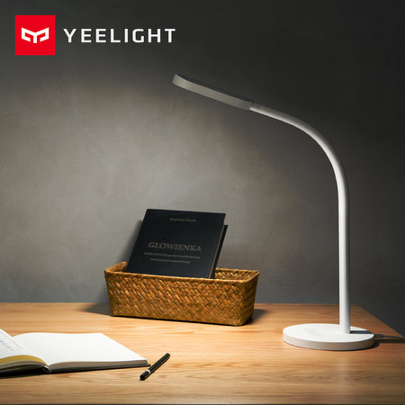 Original Xiaomi Yeelight Led Desk Lamp Smart Dimmable Folding Table Lights Touch Adjust Flexible Lamps 3w