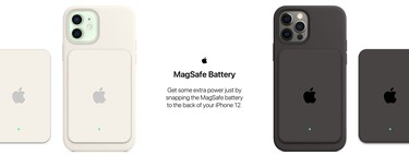 Un par de conceptos imaginan baterías externas compatibles con MagSafe