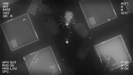 Noct viene a demostrar que los survival horror también pueden ser en 2D y en blanco y negro