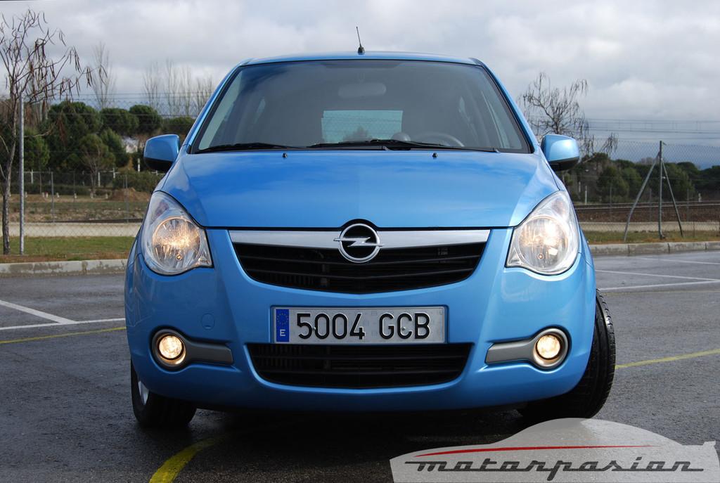 Foto de Opel Agila (prueba) (2/44)