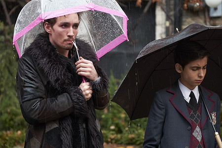 Robert Sheehan The Umbrella Academy