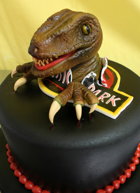 Tartas Cinefilas Jurassic