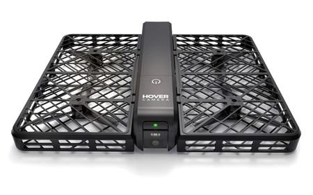 'Hover Camera Passport', este drone te sigue para grabar y fotografiar tu vida
