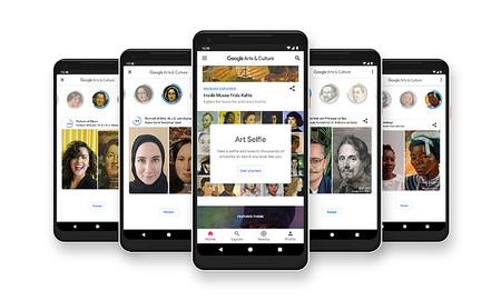 Google Art Selfie llega a todo el mundo: así puedes saber a quién te pareces entre miles de obras de arte de todo el mundo