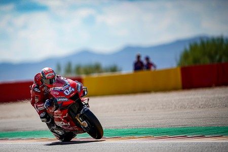 Dovizioso Aragon Motogp 2019