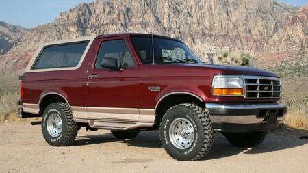 Familia Ford Bronco 5