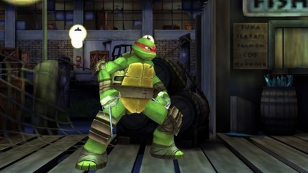 Teenage Mutant Ninja Turtles: la amenaza del mutágeno