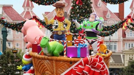 Disneyland Paris Navidad 2