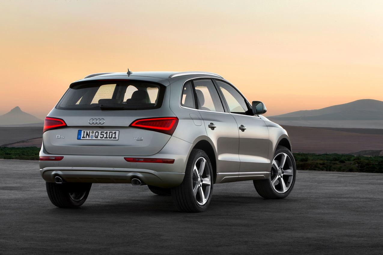 Foto de Audi Q5 2012 (8/28)