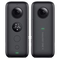 En eBay, por el Black Friday, tienes la cámara de acción 360º Insta 360 One X por sólo 269,99 euros