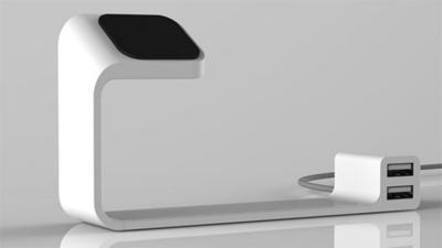 La impaciencia nos puede, tres elegantes docks para el Apple Watch