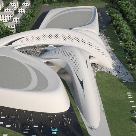 Jesolo Magica, el proyecto de Zaha Hadid Architects cerca de Venecia