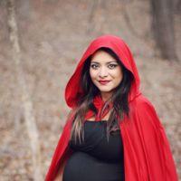 Haz de tu barriga parte del disfraz: 12 divertidos disfraces de Halloween para embarazadas