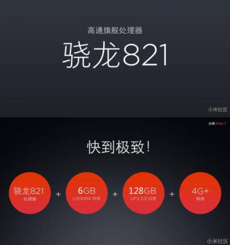Foto de Xiaomi Mi Note 2, diapositivas presentación (7/8)