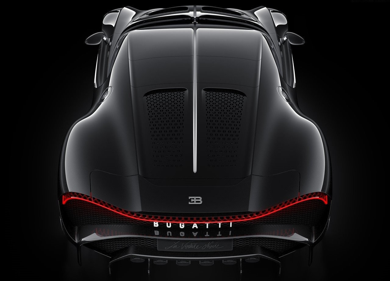 Foto de Bugatti La Voiture Noire (7/28)