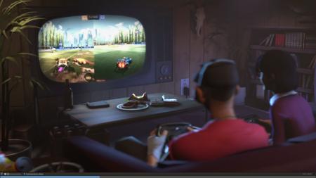Steam Link promo