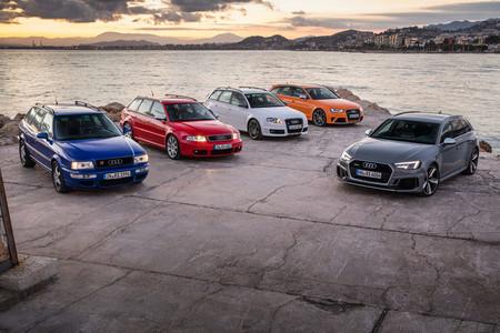 Audi RS gama