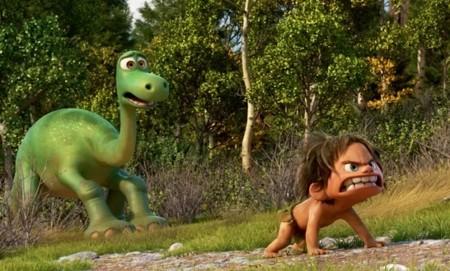 'El viaje de Arlo', tráiler final y nuevos carteles de la próxima aventura de Pixar